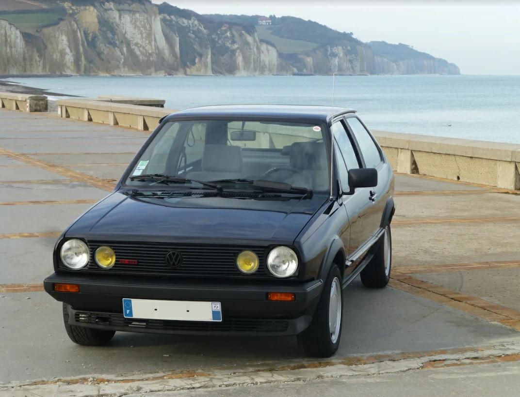 Photo d'une G40 issu de la première (et seule) série commercialisée en France