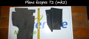 Photo / menu accès tuto/ plan écopes T2