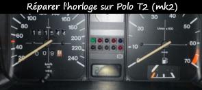 Photo / menu accès tuto réparation horloge T2