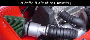 Photo / Menu vers article sur la modification de la boite a air de la Pölo G40